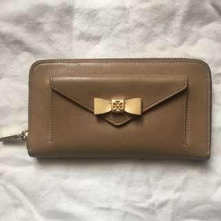 Tory Burch Bow wallet