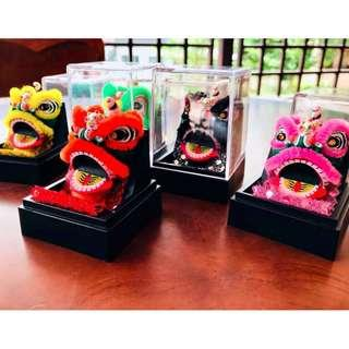 Lion Dance Miniature Magnet Gifts - LIMITED STOCK!