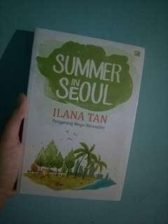 Summer in Seoul by Ilana Tan
