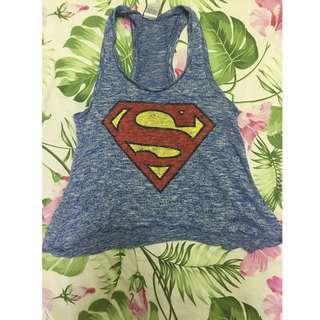 Superman sleeveless