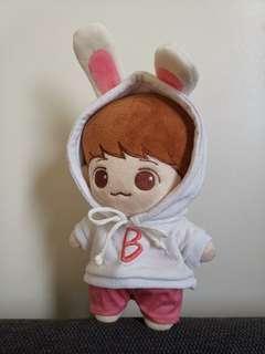 Doll Rabbit Hoodie