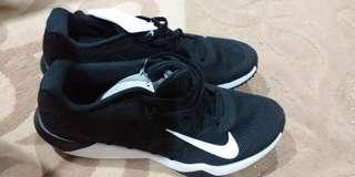 Original  black nike training shoes