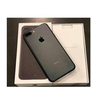 Iphone 7plus 128gb Factory unlocked NTC APROVED For sale