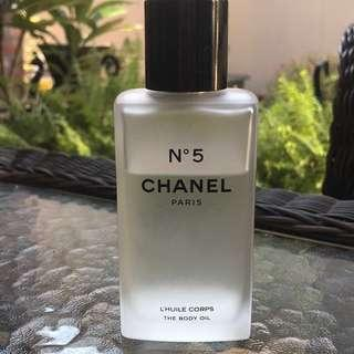 CHANEL N°5 THE BODY OIL