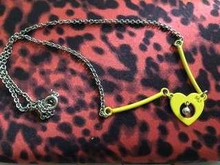 Marc Jacobs Young Heart Necklace