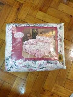 Bed sheet 5 pcs
