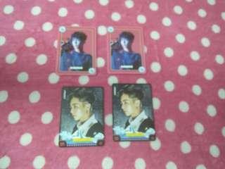 [WTS] EXO XIUMIN MATCHING CARD