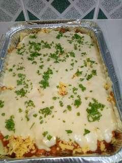 🍴Craving for Lasagna?