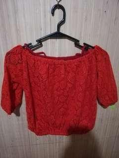Pre loved blouse for sale
