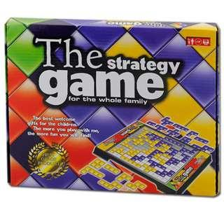 Board game-The Strategy Game Blokus 角鬥士棋