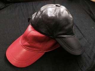 🚚 全新小羊皮棒球帽