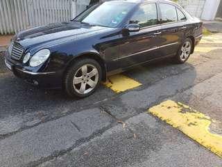 2004 Mercedes Benz E200 K AVANTGARDE (CKD) 1.8 (A)