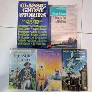 Children Student English Classic Story Books