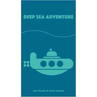 Board game-海底探險 Deep Sea Adventure