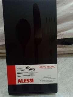 BN Alessi Nuovo Milano 4 piece table set