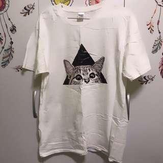 🚚 貓咪上衣 #一百均價