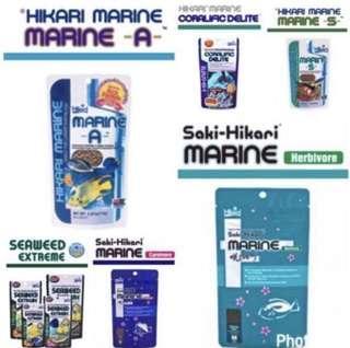 MARINE FISH FOOD