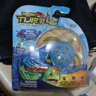Preloved Robo Turtle