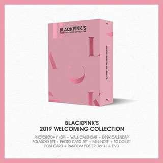 [LOOSE ITEMS] BLACKPINK 2019 WELCOMING COLLECTION