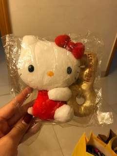 斷捨離 - Hello Kitty Secret House 公仔