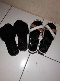 take all sepatu sendal