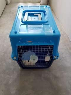 🚚 Big pet cage (international travel)