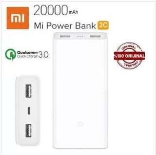 Powerbank Xiaomy 20.000mAh ORI