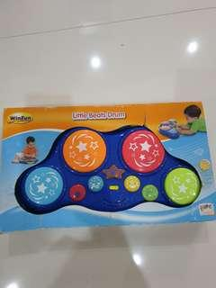 Little Beats Drums Toy