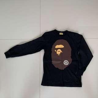Bathing Ape Long sleeve shirt