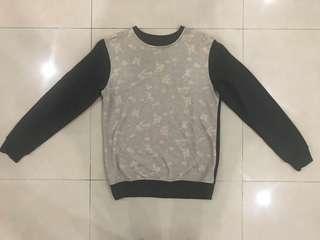 Cotton On Floral sweatshirt