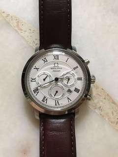 Solvil et Titus Automatic Watch 39mm