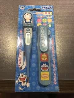 全新Doraemon叮噹 電子體溫計 探熱針