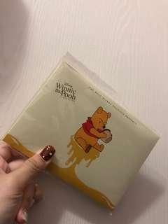 台北小熊維尼展覽限量發行明信片套裝