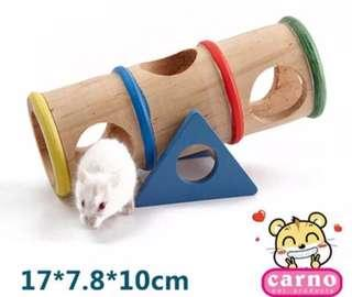 Hamster tunnel toy
