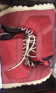 🚚 Burton invader 單板滑雪靴us13/Eur46