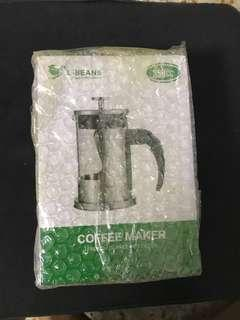 🚚 French press coffee pot filter 350ml
