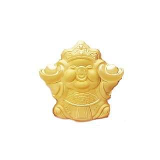 TAKA Jewellery 999 Pure Gold Pig Ang Bao 0.2g (Zhun Nian Zhao Cai Jin Bao)