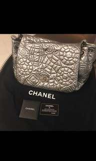 🚚 Chanel Camellia Flap Bag