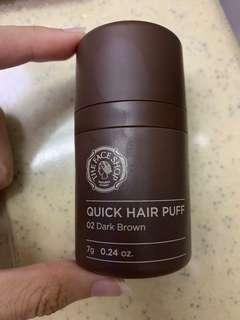 🚚 The face shop quick Hair puff