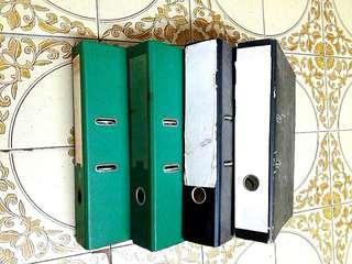 Box File文件夾四個