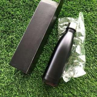 🚚 BNIB Sleek Black Vacuum Flask