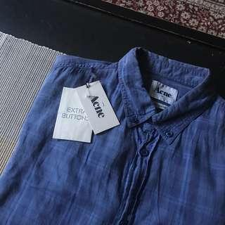 Acne Studios Button Shirt