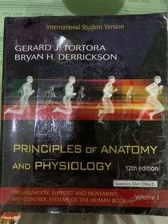 Principles of Anatomy and Physiology by Tortora