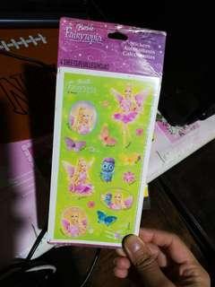 Barbie 貼紙