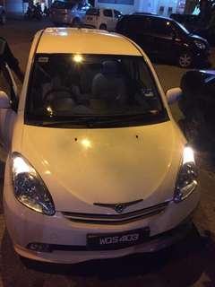 Perodua Myvi(A) untuk disewa