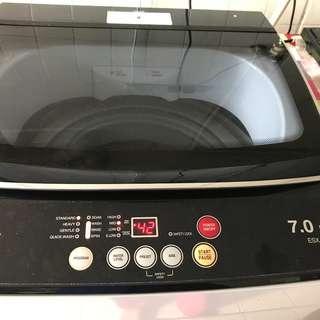 Sharp 7.5 kg washing machine