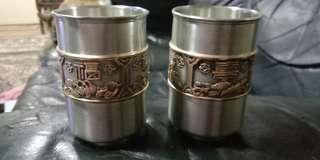 Tea Caddy 2 pcs(Chinese)