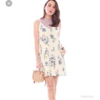 ACW floral dress