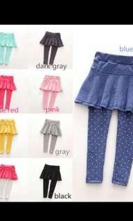 Girls Legging from 1 -5 years old