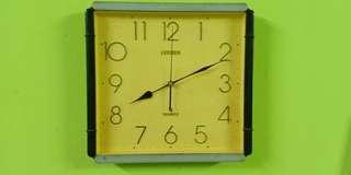 Citizen wall clock